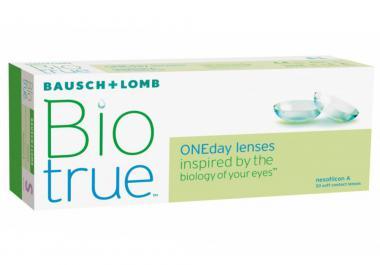 Biotrue ONEday Tageslinsen