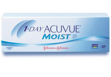 1•Day Acuvue MOIST 30er Packung