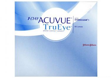 1•Day Acuvue TruEye 90er Packung