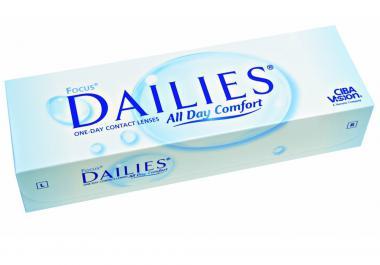 Focus Dailies All Day Comfort 30er