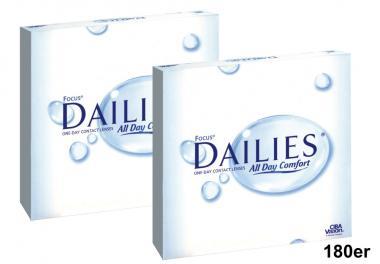 Focus Dailies All Day Comfort 180er