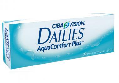 Focus Dailies Aqua Comfort Plus 30er