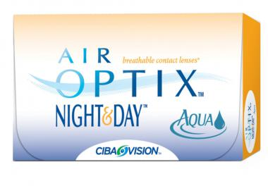 Air Optix Aqua Night & Day 3er Packung