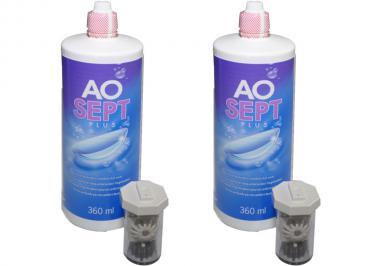 AOSept Plus Vorratspackung (2x360ml)