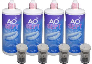 AOSept Plus Vorratspackung (4x360ml)